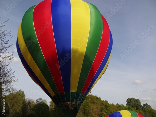 montgolfière - 195725591