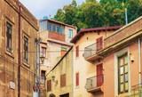 Cozy houses in Savoca village