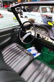 Passenger compartment Retro car Pontiac Thenderbird
