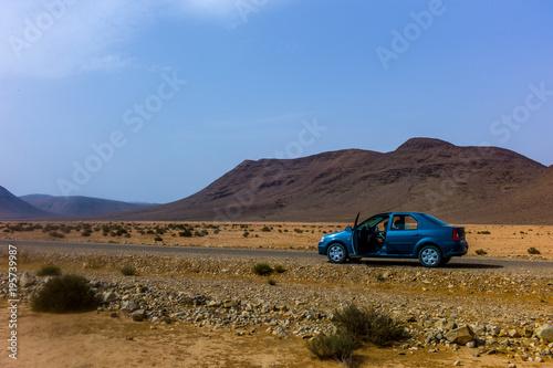 Pustynia Maroco