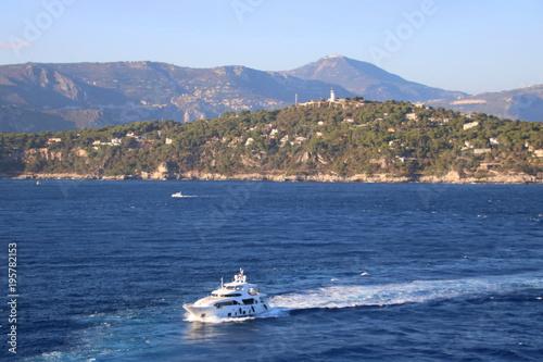 Foto op Canvas Nice Villefranche-sur-mer, côte d'Azur