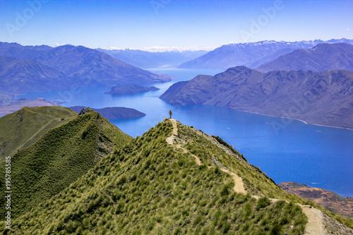 Keuken foto achterwand Bergen Roy's Peak, New Zealand