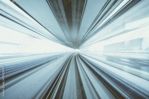 Poruszenie pociągu