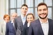 Start-Up Mann als erfolgreicher Entrepreneur - 195833962