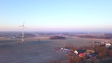 Windmills seen from above. - 195852558