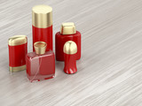 Set of men's cosmetic products - 195854539