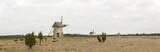 Three windmills on Gotland, Sweden