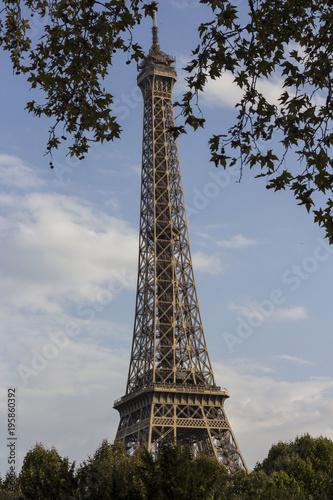 Foto op Canvas Eiffeltoren Eifelturm