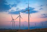 Wind turbines - 195872776