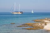 Sailing in Croatia - 195873761
