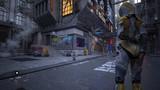 Futuristic City Landscape 3D Rendering