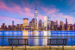 New York City Skyline - 195891502