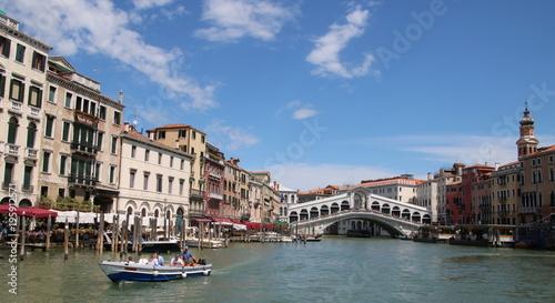 Fotobehang Venetie Canaux de Venise
