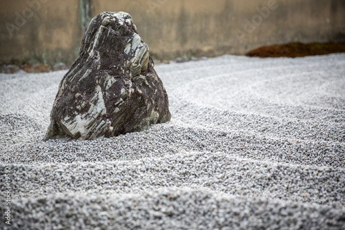 Foto op Canvas Zen Zen garden