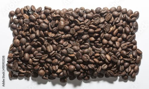 Aluminium Koffiebonen coffee, coffee beans