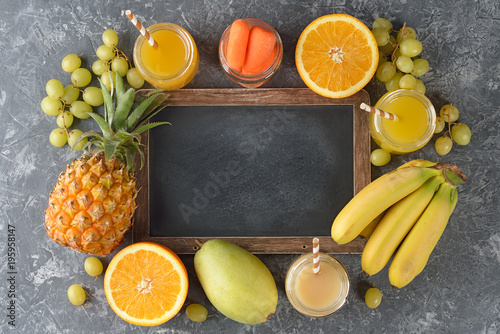 Papiers peints Jus, Sirop Fresh fruit juice
