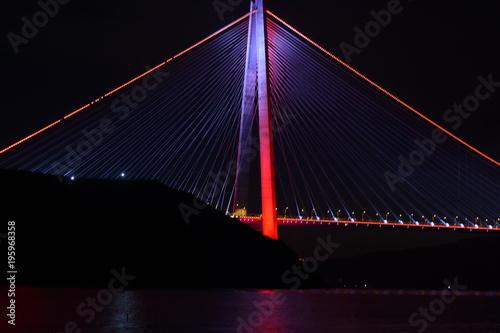 Aluminium Rotterdam Yavuz Sultan Selim Bridge Istanbul, Turkey