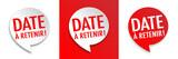 Date à retenir (Save the date) - 195973186