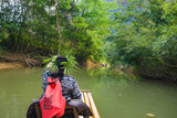 Thailand, Phuket, 2017 - Klong Sok Bamboo Raft