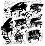 Пианино - 195981555