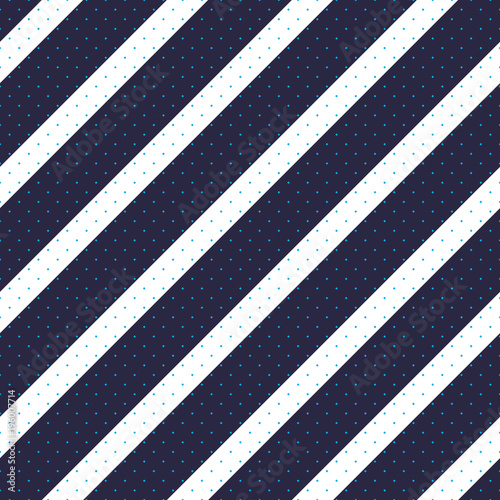 Materiał do szycia Lines minimal vector seamless pattern, abstract background. Simple geometric design. Diagonal parallel stripes.