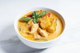 pumpkin curry - 196030549