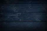 Wood Dark Navy Blue Texture
