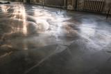 pouring concrete slab - 196038367