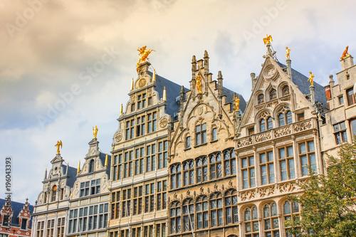 Aluminium Antwerpen Antwerp Grote Markt
