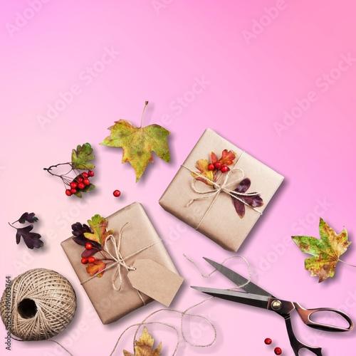 Foto op Canvas Natuur Autumn.