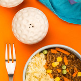 Nourishing Cottage Pie Meal In A Bowl - 196058748