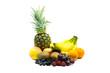 Gesunde Ernährung obst Früchte