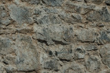 Granite texture, stone wall surface closeup