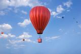hot air balloons - 196116984