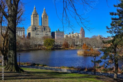 Foto op Aluminium New York usa new york central park