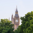 Big Ben, Clock tower of the Palace of Westminster, London, United Kingdom, England.