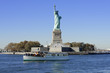 Freiheitsstatue, Liberty Island, New York City, New York, USA, Nordamerika