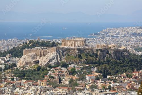 Tuinposter Athene Acropolis