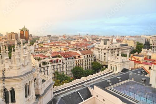 Keuken foto achterwand Madrid Madrid city, Spain