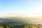 Inthanon mountain view