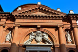 Church of San Carlo 1612-1623  ferrara italy - 196221381