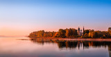 Sunrise in Yaroslavl