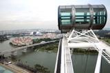 Riesenrad Singapur Flyer - 196245572