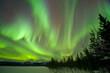Aurora Borealis, Yukon, Canada