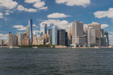 NYC waterfront view, USA - 196277398