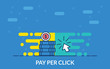 pay per click icon