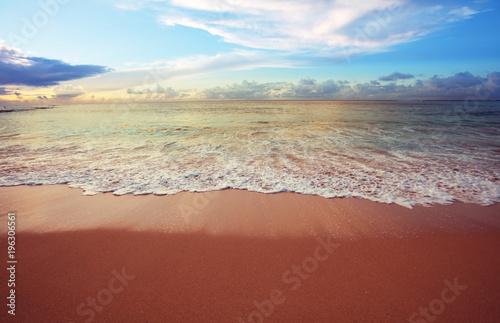 Aluminium Galyna A. Sea sunset