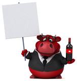 Red bull - 3D Illustration - 196309907