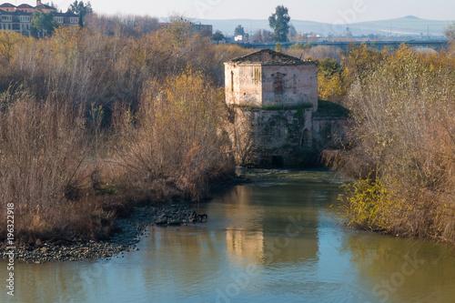 Stary młyn w Kordobie