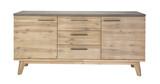 Timber Cupboard Unit - 196350703